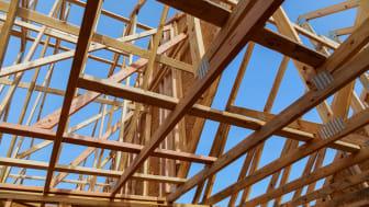 Region Dalarna stödjer unikt utvecklingsprojekt kring hållbara husbyggen