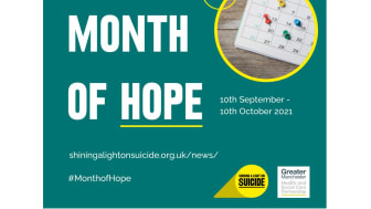 Bury marks culmination of the Month of Hope