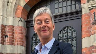 Karolina Åkesson förskolechef och årets ledare i Eslövs kommun.