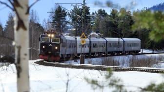 SJ öppnar ny tåglinje Göteborg – Halden
