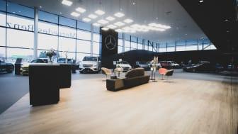 Bilcenter i Nyköping