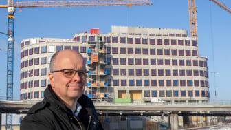 Kvaliteten på projekten påverkar vår lönsamhet säger Klas Holmgren, chef för Projekt och Förädling på Fabege