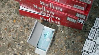 Operation Thornback - Cigarettes