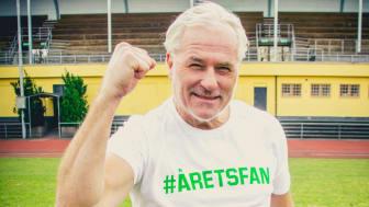 Tranås egna TAIF-Åke är Årets Fan 2018
