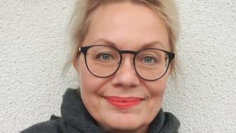 Marie Liljenberg, verksamhetschef på Campus Österlen.