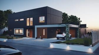 Myresjöhus är det starkaste småhusvarumärket i Sverige – även systerföretaget SmålandsVillan tar fina placeringar