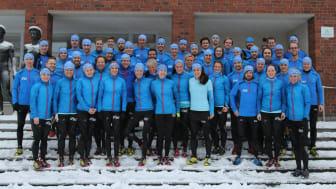 Team Nordic Trail, Salomon och Suunto får trail running att växa i Sverige