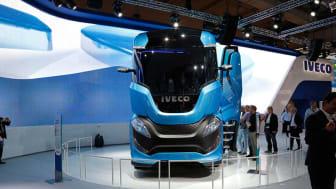 For første gang nogensinde vil IVECO fremvise sin IVECO Z TRUCK i Danmark.
