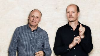 Fredrik Elsner och Ivar Kandell på Wester+Elsner gör sig redo att påbörja arbetet med detaljplanen för Liljeholmstorgets utbyggnad.