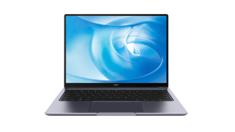 Huawei Matebook 14 i färgen Space Grey