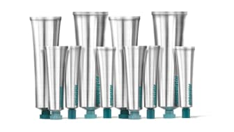 Emballator lanserar tuber i konsumentåtervunnen aluminium