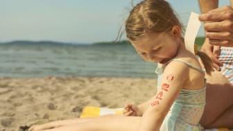 Trygg-Hansa lanserar barntatueringar i nytt utbildningsinitiativ