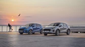 Noul Ford Puma- produs la Craiova- disponibil pentru România cu un preț special de lansare de 16.500 de euro
