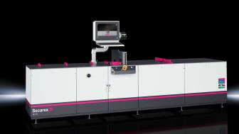 Förbättrad kapmaskin för DIN-profilskenor från Rittal Automation Systems