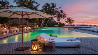 Como Maalifushi på Maldiverna