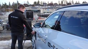 Harald A. Møller väljer DEFA som leverantör av smart elbilsladdning