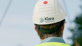 Klara Byggsystem skyddshjälm