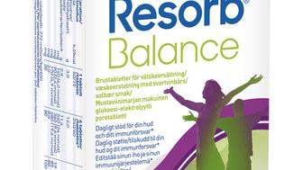 Vätskebalansen är viktig för vårt välbefinnande, då kroppen består av 60% vätska.
