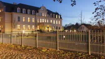 Schloss Ribbeck im Havelland lädt in der Vorweihnachtszeit zum Puppentheater ein. Foto: TMB-Fotoarchiv/Steffen Lehmann.