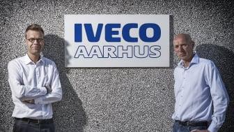 I.M. Jensen & Bache overtager Iveco Aarhus