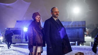 C Mores nye store krimiserie Agatha Christies Hjerson får premiere 16. august. (Flere billeder i bunden af pressemeddelelsen)