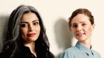 Sara Omar tager på foredragstour med Lise Rønne