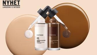 Förvandla en foundation som är nästan rätt till perfekt med Shade Adjusting Drops från The Body Shop