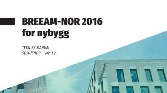 Versjon 1.2 av BREEAM-NOR-manualen er tilgjengelig på byggalliansen.no.