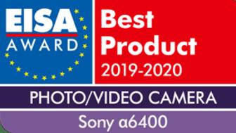EISA-Award-Sony-a6400
