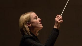 Ruth Reinhardt, internationellt erkänd dirigent, deltar på fredag 24/1 under Upptakt för kvinnliga dirigenter, en dag i Malmö om och för kvinnor i yrket.