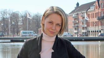 Tanja Matila är ensamstående med en liten dotter, men bestämde sig ändå för att ge ut den barnbok hon ruvat på i fem år.