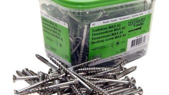 ESSVE lanserar tredje generationens trallskruv