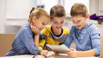 Fremover kan eleverne i Trekantområdet glæde sig over, at programmering bliver en del af deres daglige undervisning.         Foto: Shutterstock