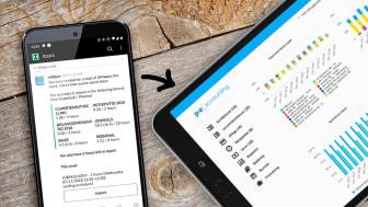 Chatboten Mållgan är en digital arbetskollega som integrerats med bland annat det prisade ekonomisystemet PE Accounting