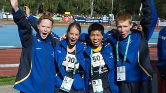 Scandic stöttar Special Olympics