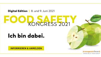 13. Food Safety Kongress - Digital Edition