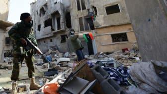 Libyen: Ansvarsutkrävande och riktade sanktioner krävs för att krigsbrott i Benghazi ska upphöra