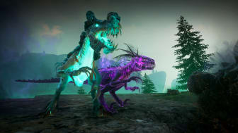 Systemic Reaction's Co-op Dino Shooter Second Extinction Comes to Xbox Game Preview This Spring