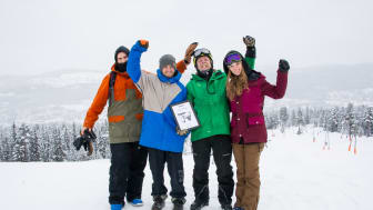 SkiStar Trysil: Trysil vant prisen «Årets park»