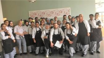 Här är Astareleverna på utbildningen i Mjölby.