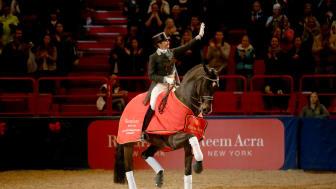 Biljettsläpp till Sweden International Horse Show