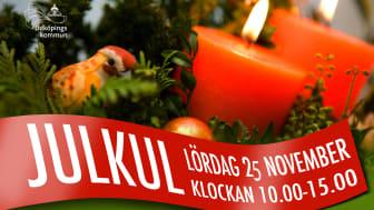 Julkul arrangeras för åttonde året i rad på Sockerbruket i Lidköping