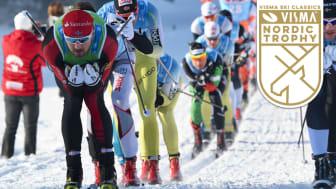 Ekstra spenning i Visma Nordic Trophy med nytt skirenn for sesongen