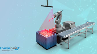 Den nya generationen av Photoneo PhoXi 3D-skanner är här!