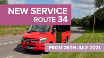 New 34 service