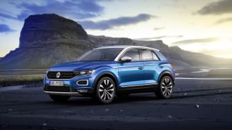 T-Roc er Volkswagens nyeste skud på stammen af SUV-modeller og positioneres under Tiguan