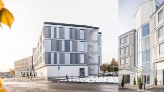 Scandic tar över driften av hotell med 150 rum i Arlandastad – I direkt anslutning till nya internationella mötes- och eventarenan Scandinavian XPO.