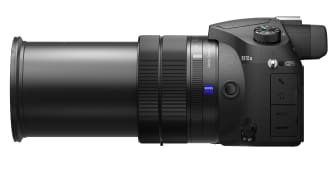 RX10 III right side