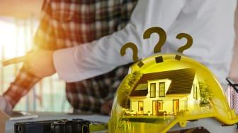 Bleibt man in Corona-Zeiten lieber zur Miete wohnen oder wagt man das Abenteuer Hausbau?