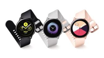 Galaxy Watch Active_KV_Family_Black_RG_Silver